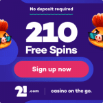 21.com Casino Bonus And  Review News