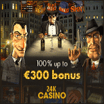 24K Casino Bonus And  Review  Promotions