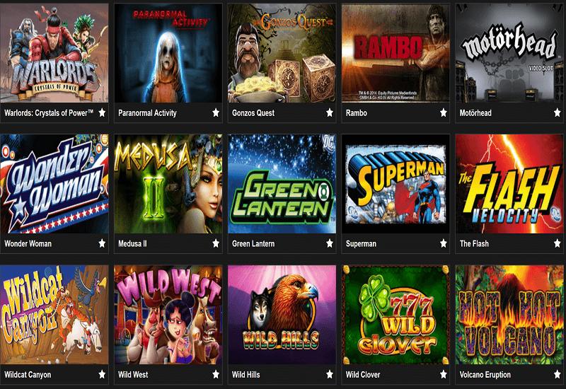 3Kings Casino Video Slots