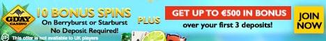 Gday Casino Bonus And Review