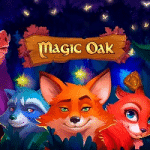4King Slots: 20 Free Spins on Magic Oak