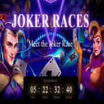 Meet the Joker Race hosted by 7Bit Casino