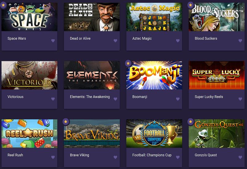 Adamas Casino Video Slots