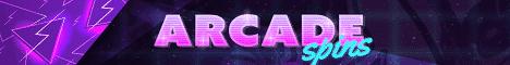 Arcade Spins Casino Bonus And Review