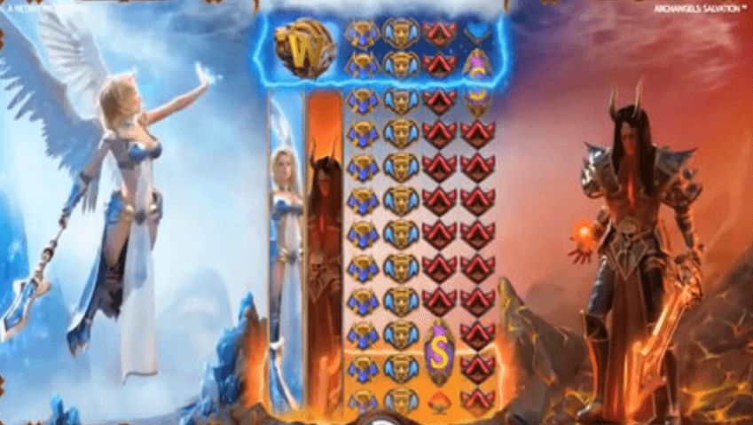 Archangels: Salvation Video Slot - NetEnt