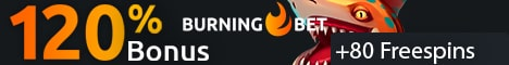 Burning Bet Casino Bonus And Review