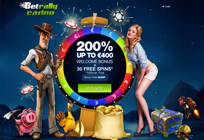 BetRally Casino Exclusive