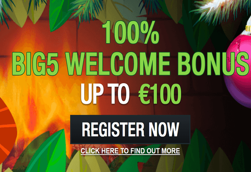 Big 5 Casino Promotion