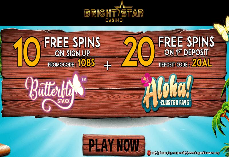 Bright Star Casino Promotion