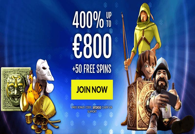Casino1 Promotion