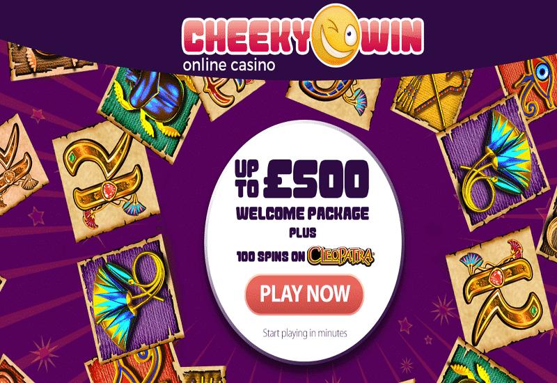 Cheeky Win Casino Promotion