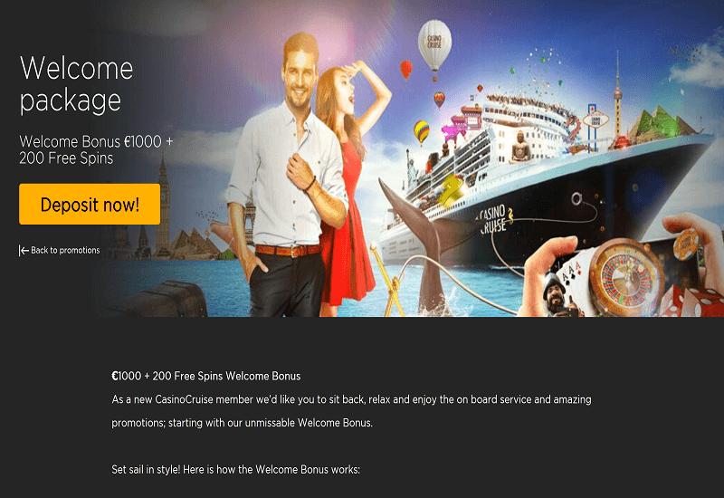 Cruise Casino Exclusive