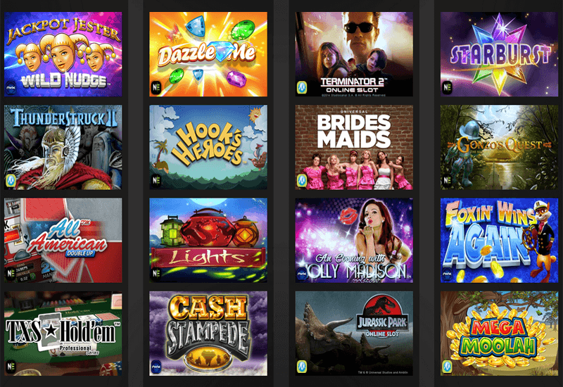 Double Star Casino Slots
