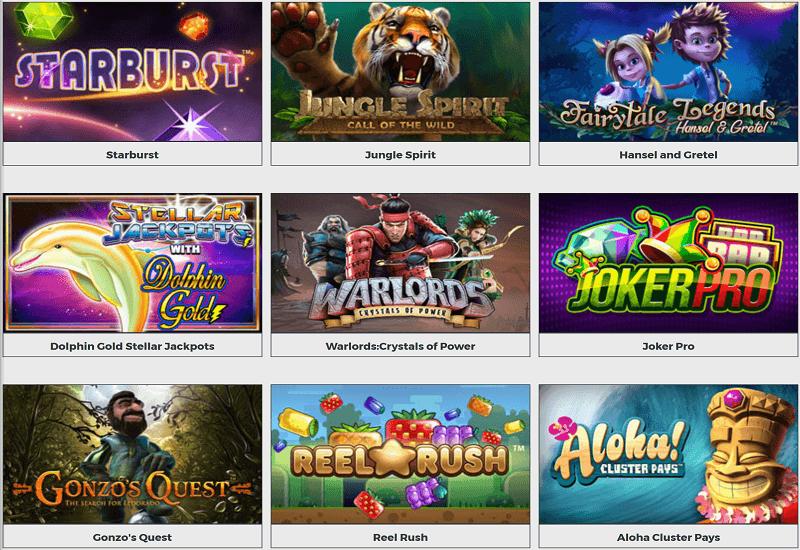 Dream Jackpot Casino Video Slots