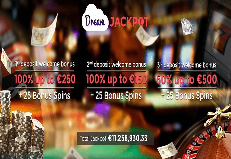 Dream Jackpot Casino Promotion
