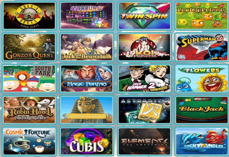 Extra Spel Casino Video Slots
