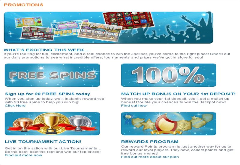 Extra Spel Casino Promotion