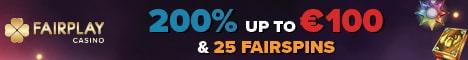 Fair Play Casino Bonus And Review