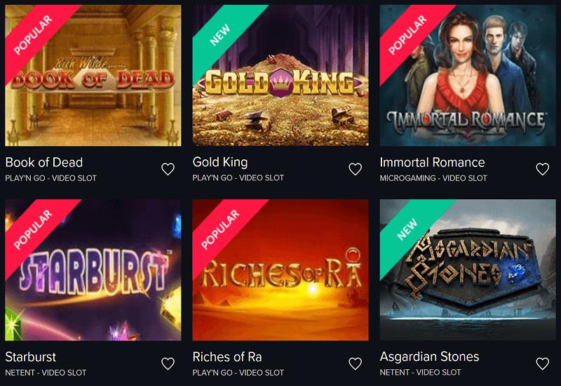 Fair Play Casino Video Slots