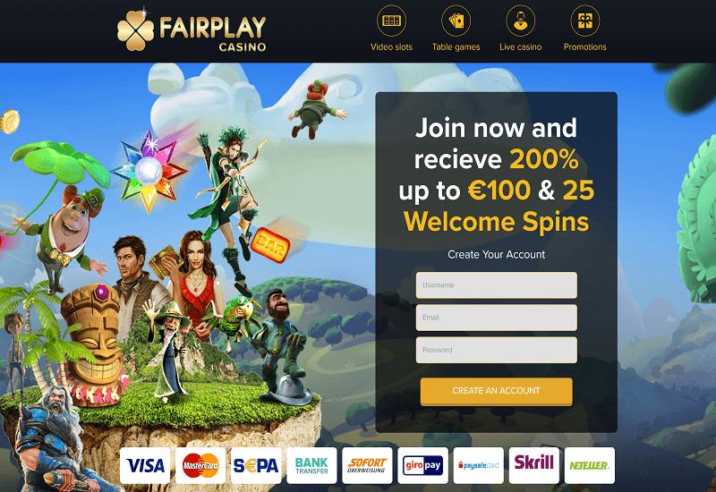 Fair Play Casino Promotion