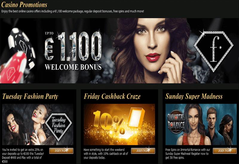 Fashion TV Casino Exclusive