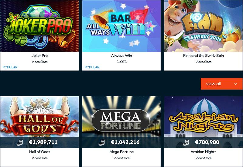 Fun Casino Video Slots