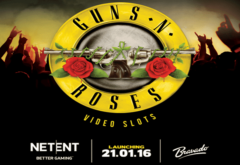 Gun's And Roses Video Slots