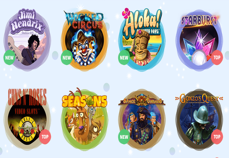 Galaxy Pig Casino Video Slots
