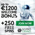 GoPro Casino Bonus And  Review  Promotions