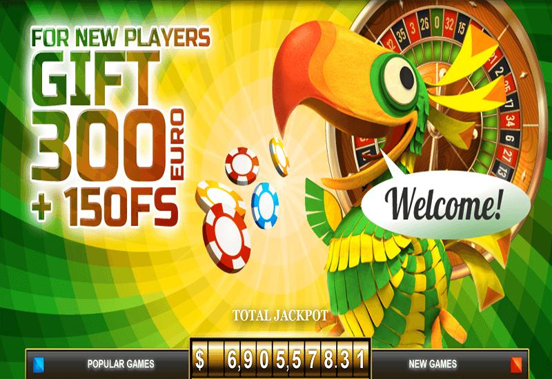 Grand Rio Casino Home Page