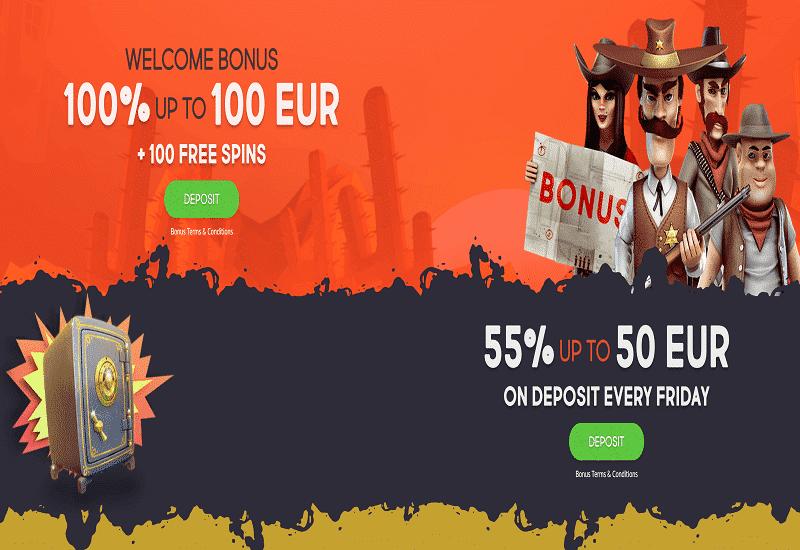 GunsBet Casino Promotion