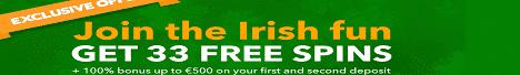 All Irish Casino Bonus And Review