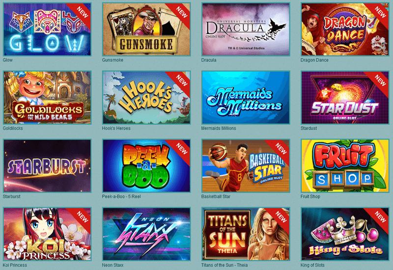 Jackpot Land Casino Video Slots