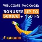 Kakadu Casino Review Bonus