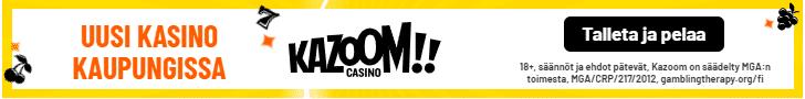 Kazoom Casino Review Bonus