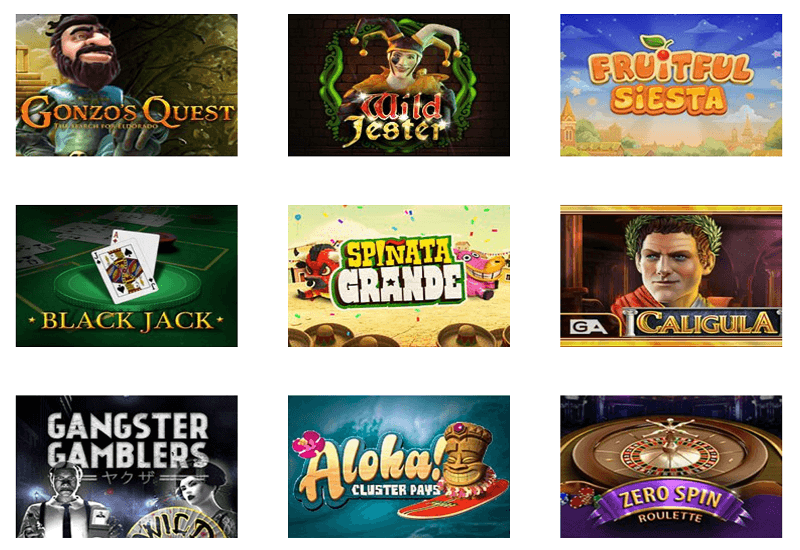 La Fiesta Casino Video Slots