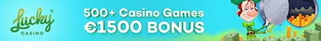 Lucky Casino Bonus And Review