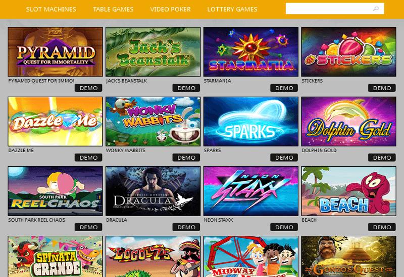 Lucky Balls Casino Video Slots