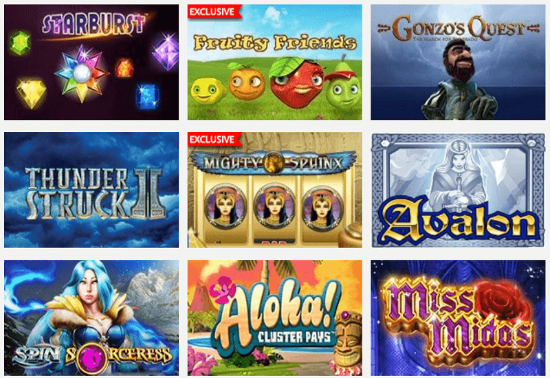 Lucky Niki Casino Video Slots