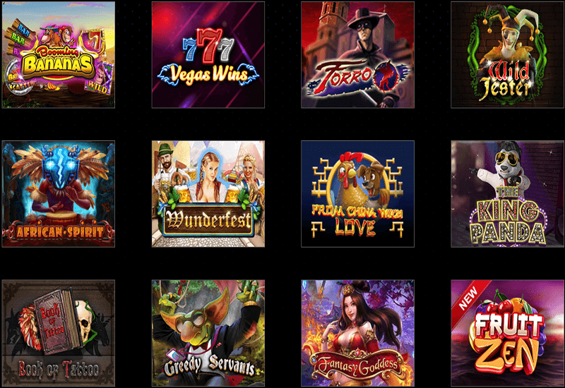 Magik Slots Casino Video Slots