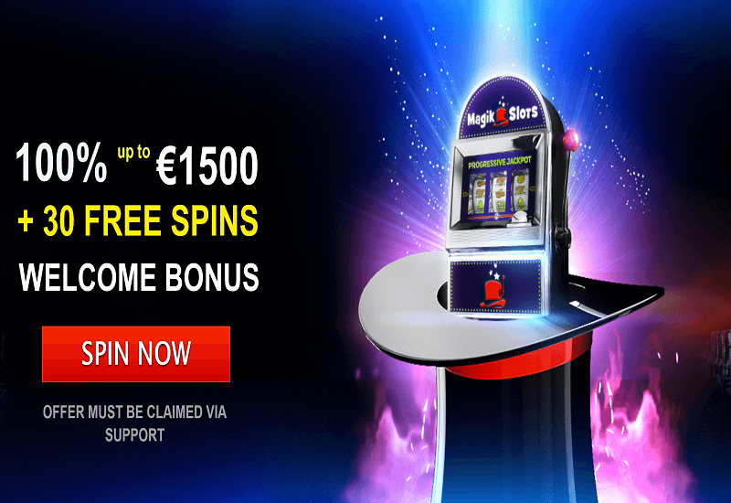 Magik Slots Casino Promotion