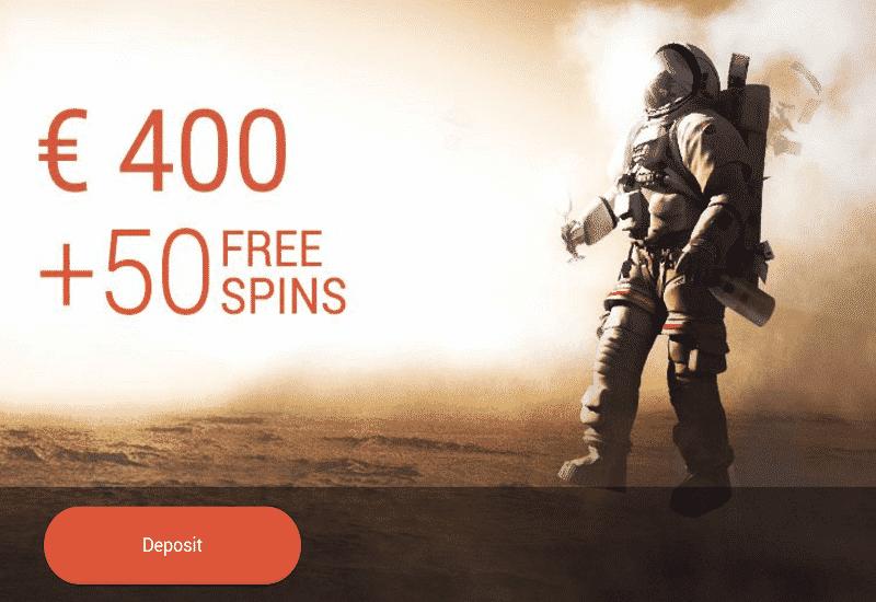 Mars Casino Promotion