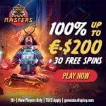 Casino Masters Review Bonus