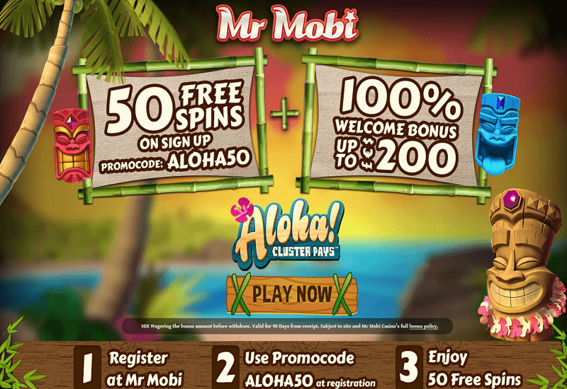 Mr Mobi Casino Promotions