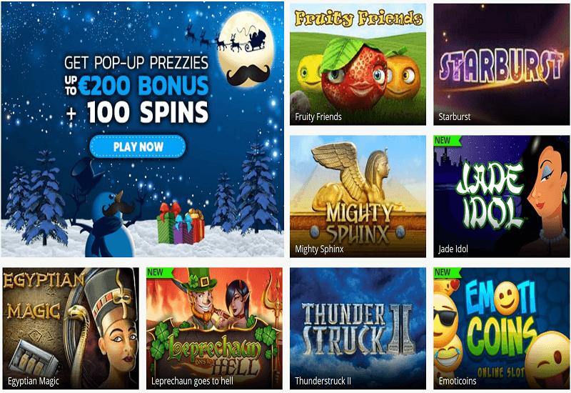 Mr Play Casino Video Slots