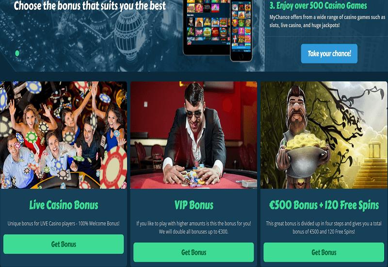 My Chance Casino Promotion