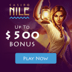 Casino Nile Review Bonus