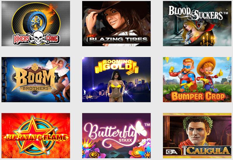 Nordi Casino Games