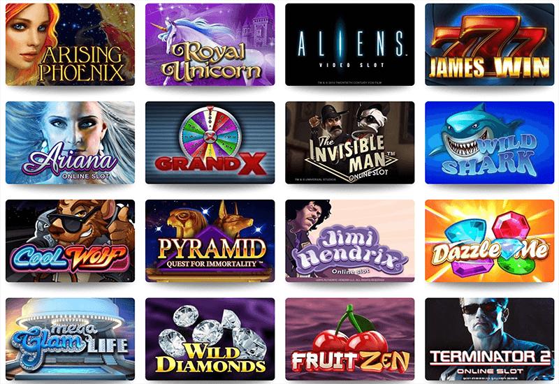 Omni Slots Casino Video Slots
