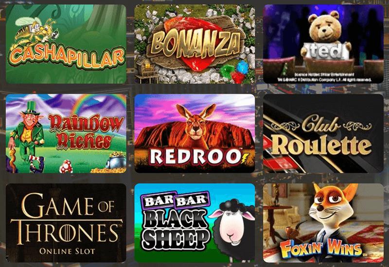 Phone Vegas Casino Video Slots